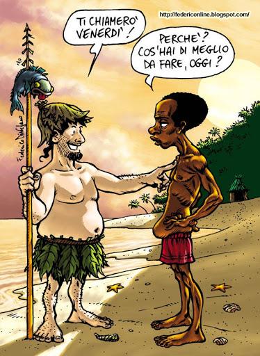 Robinson Crusoe e Venerdì[3]
